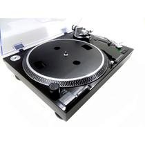 Toca Discos Audio Technica AT-LP 120 Usb Profissional Preto
