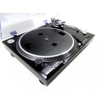 Toca Discos Audio Technica AT-LP 120 Usb Profissional Preto -