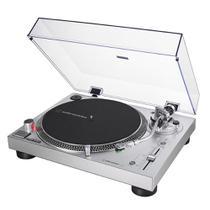 Toca-discos Audio-Technica AT-LP120XUSB-SV (Direct Drive) -