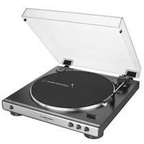 Toca-discos Audio-Technica Automático AT-LP60X-GM Grafite -