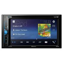 "Toca DVD Pioneer AVH-A205BT Touch 6.2"""""""" USB/AUX/MP3 - Buybox"