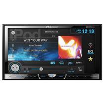 "Toca DVD Pioneer AVH-X4550DVD Tela 7"""""""""""""""""""""""""""""""" USB/AUX/Mixtrax - Buybox"