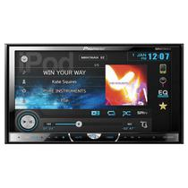 "Toca DVD Pioneer AVH-X5550BT Tela 7"""""""""""""""""""""""""""""""" USB/AUX/Bluetooth/Mixtrax - Buybox"