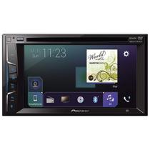 "Toca DVD Pioneer AVH-Z2050TV USB/AUX/ WMA-MP3 Tela Touch 6.2"""""""" - Buybox"