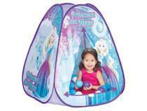 Toca Infantil Princesa da Neve com 60 Bolinhas - com 60 Bolinhas