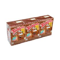 Toddynho achocolatado pronto kit 3x200ml - pepsico -
