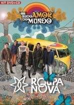 Todo Amor do Mundo - Sony/bmg (dvd)