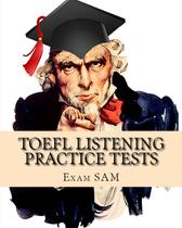 TOEFL Listening Practice Tests - Exam sam study aids and media