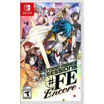 Tokyo Mirage Session FE Encore - Switch - Nintendo