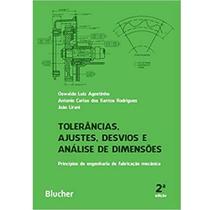 Tolerâncias, ajustes, desvios e análise de dimensões - Blucher