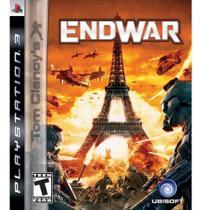 Tom Clancy'S Endwar - PS3 - Ubisoft