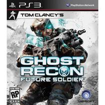 Tom Clancy'S Ghost Recon: Future Soldier - PS3 - Ubisoft