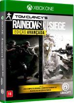 Tom Clancy's Rainbow Six Siege: Edição Avançada - Ubisoft