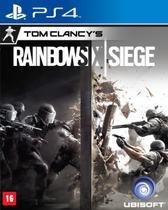 Tom Clancy's Rainbow Six Siege - PS4 - Ubisoft