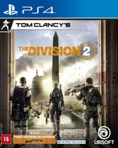 Tom Clancy's The Division 2 Ed. Lançamento - PS4 - Ubisoft
