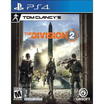 Tom Clancy The Division 2 Ps4 Midia Fisica -