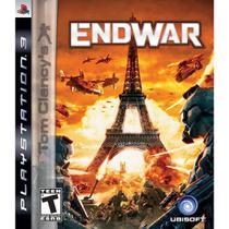 Tom ClancyS Endwar - PS3 - Ubisoft
