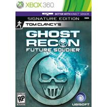 Tom ClancyS Ghost Recon - Future Soldier Signature Edition - Xbox360 - Ubisoft