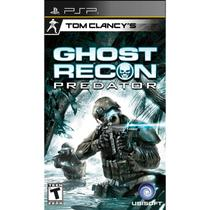 Tom clancys ghost recon predator - psp - Sony
