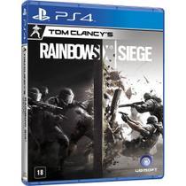 Tom Clancys Rainbow Six Siege - PS4 - Ubisoft Montreal