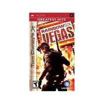 Tom clancys rainbow six vegas greatest hits - psp - Sony