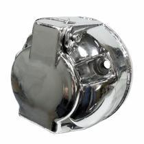 Tomada de Engate Fixa (Fêmea) 6 Polos - Alumínio - DNI 8326 -