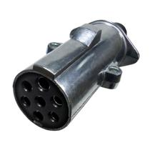 Tomada de Engate Móvel Alumínio Reforçado 7 Polos - DNI 8323 -