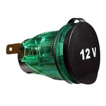 Tomada para Alimentação Universal - 12V - DNI 0580 -