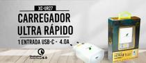 Tomada USB-C 18W XC-UR27 - Xcell