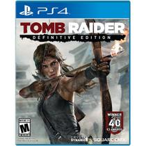 Tomb Raider: Definitive Edition - Ps4 - Sony