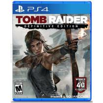 Tomb Raider - Definitive Edition - PS4 - Sony