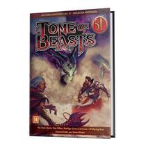 Tome of Beasts Bestiario Fantastico (Vol. 01) - Galápagos -