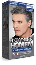 Tonalizante Biocolor Homem Redução dos Grisalhos 40g -