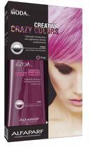 Tonalizante Creative Crazy Colors Pink Alta Moda 120g - Alfaparf -
