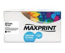 Toner compatível Maxprint Brother TN-650 Preto -