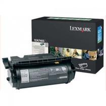 Toner Lexmark Preto - 12A7465 -