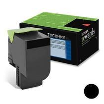 Toner Preto Lexmark para Cs310dn, Cs510de 4.000 Pag - 70C8HK0 -