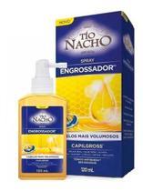 Tônico Spray Engrossador 120ml - Tío Nacho -