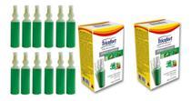 Tonico Tricofort Anti Queda Oleosidade E Caspa Com 12 Unidades -