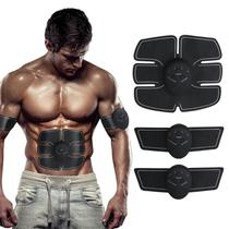 Tonificador Muscular Abdomen Ems Fit Control Smart Fitness 3 ELETRODOS - Rpc
