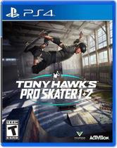 Tony Hawk's Pro Skater 1 + 2 - PS4 - Activision