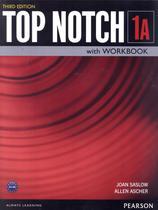 Top notch 1a sb with wb - 3rd ed - Pearson (importado)