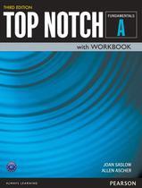 Top Notch Fundamentals Student Book Workbook Split A Third Edition -