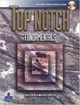 Top Notch Fundamentals - Student's Book With Super CD-ROM - Pearson - Elt