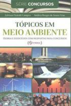 Topicos em meio ambiente - Synergia