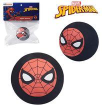 Topper antena para carro rosto homem aranha/spider man 4,5cm de ø na solapa - Etihome