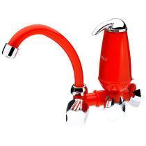 Torneira com Filtro Acquabios Acqua E05 Vermelha -