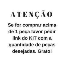 Torneira Lavatório Pia / Banheiro Metal Luxo 2190 C65 - Brasil