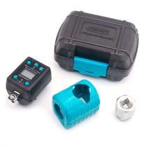 Torquímetro Eletrônico de 1/2 Pol. 40 a 200 Nm para Catraca 14164 Gross -