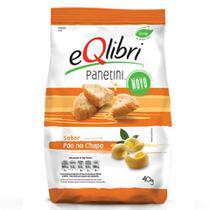Torrada Eqlibri Pão Na Chapa 140g - Elma Chips -
